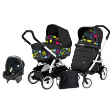 Коляска 3 в 1 Peg Perego Book 51 Pop-Up Modular