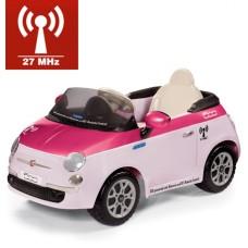 Детский электромобиль Peg Perego FIAT 500 ED1164 на радиоуправлении