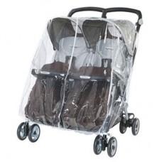 Дождевик на коляску Peg-Perego Aria Twin