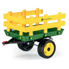 John Deere Stake-Side Trailer TR0941