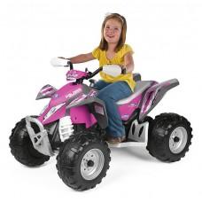 Детский квадроцикл Peg Perego Polaris Outlaw Pink Power IGOR0089