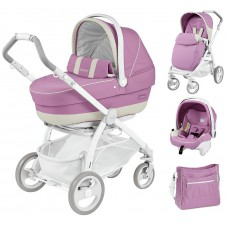 Коляска 3 в 1 Peg Perego Book Plus Pure Modular