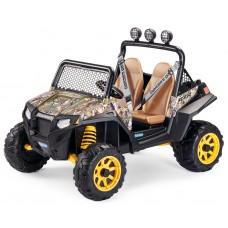 Детский электромобиль Peg Perego Polaris Ranger RZR 900 Camouflage D0076